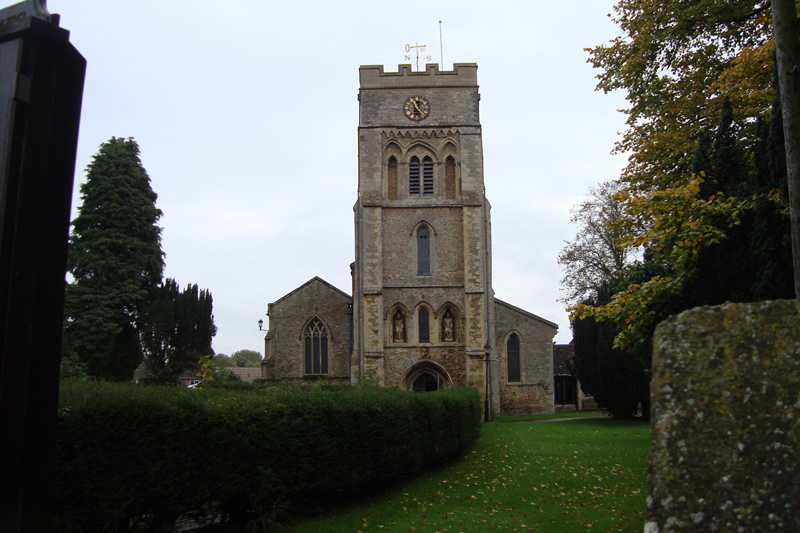 St. Perters Church Brackley