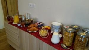 Brackley Oaks Breakfast